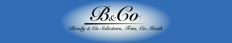 brady and co logo